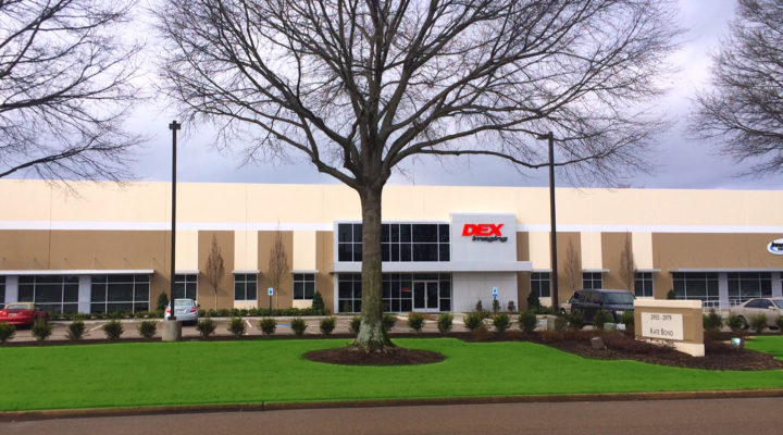 DEX Imaging Branch Office street view: Memphis, TN