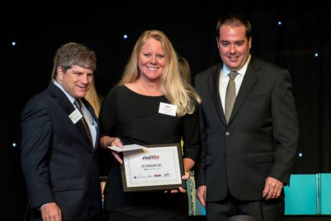 The Tampa Bay Business Journal Fast 50 Awards 2016