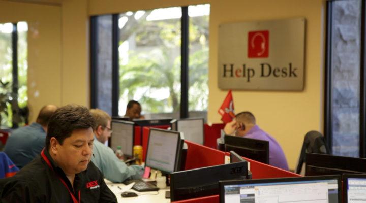 DEX Help Desk