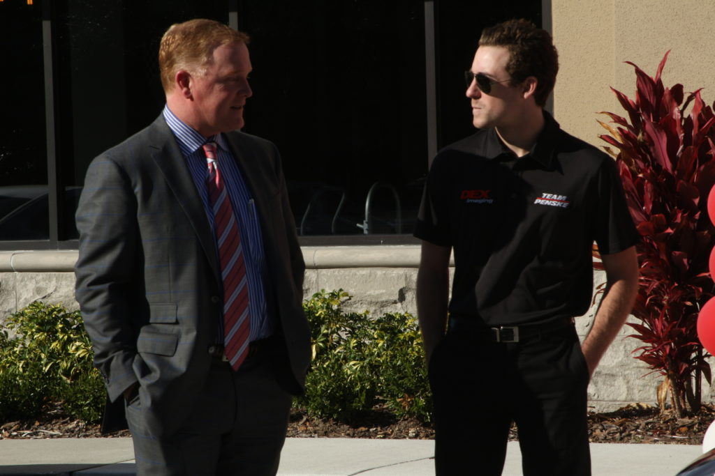 Ryan Blaney Sponsorship: Ryan Blaney Speaks with Dan Doyle Jr.