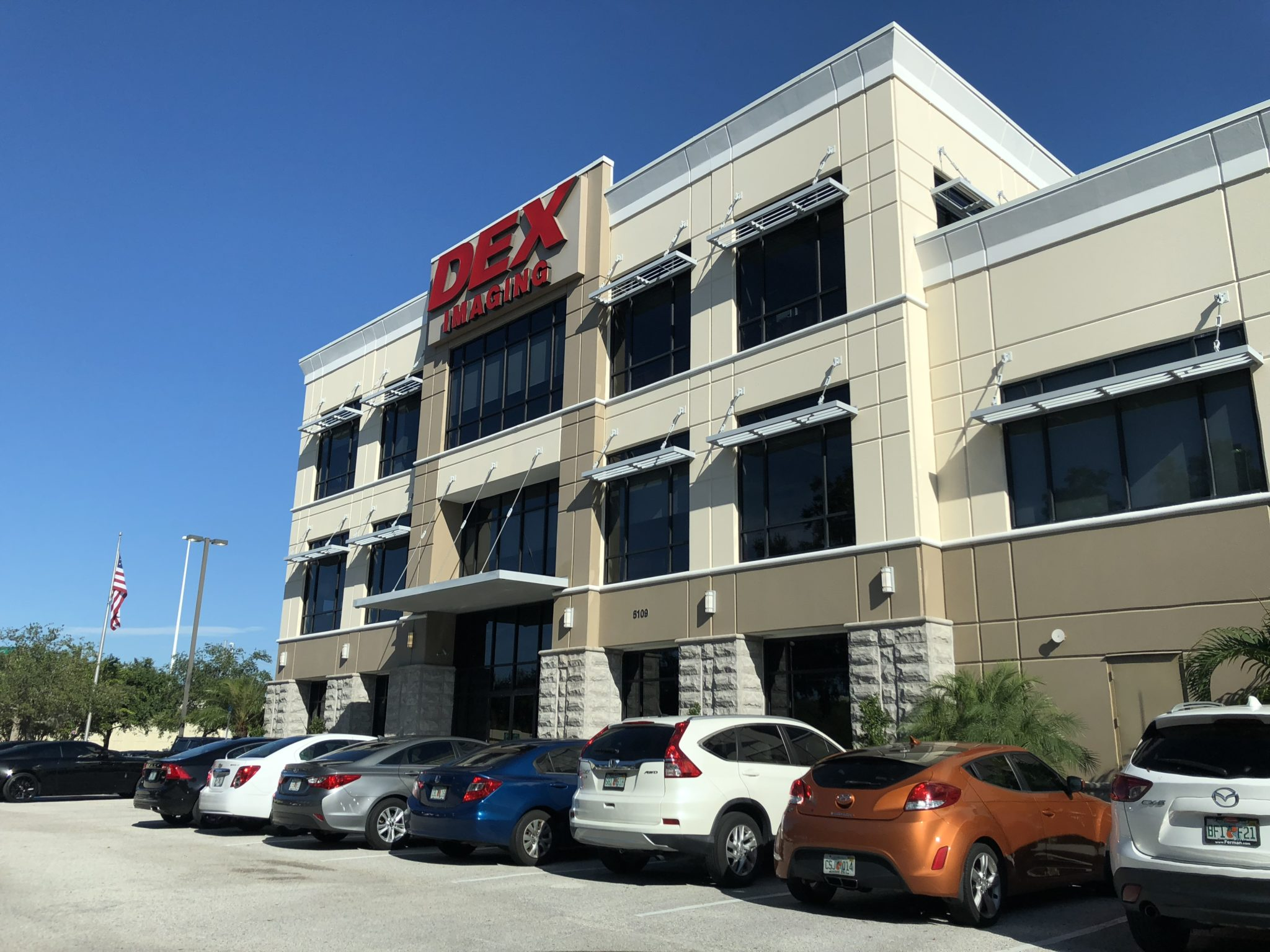 DEX Imaging Headquarters