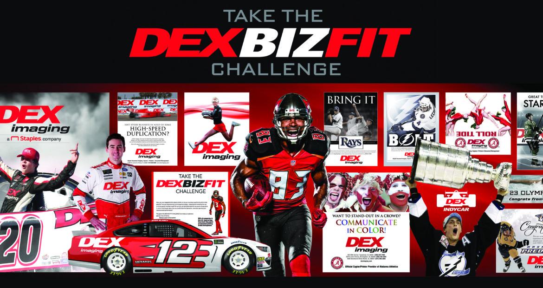 Tampa Bay Bucs: DEX BizFit banner 2021